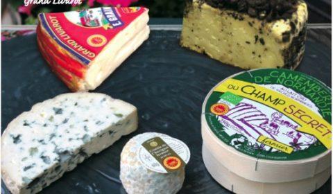 6月のチーズ